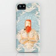 Sailor iPhone (5, 5s) Slim Case