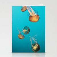 Magical Medusas Stationery Cards