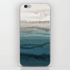 WITHIN THE TIDES - CRASHING WAVES iPhone & iPod Skin