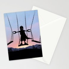 Magneto Kid Stationery Cards