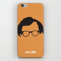 Allen iPhone & iPod Skin
