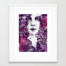 Spectator Framed Art Print