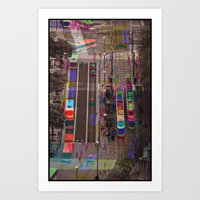 Sequential Serie : The C… Art Print