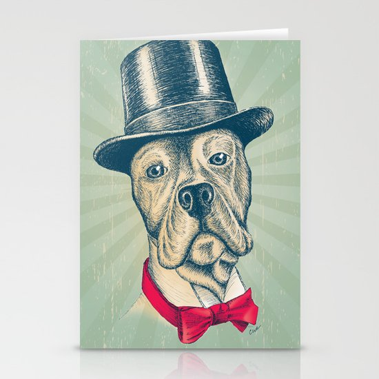 I'm too SASSY for my hat! Stationery Card