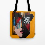 Tote Bag featuring Open Virtue by Vakseen