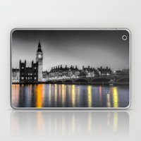 Westminster At Night Laptop & iPad Skin