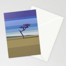 Minimal savannah Stationery Cards