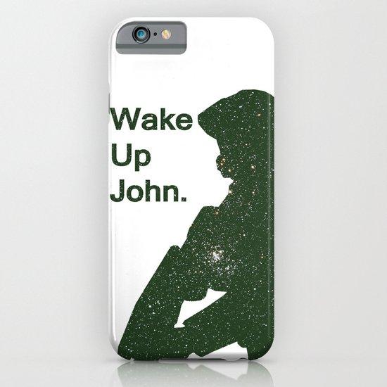 Wake Up John - Halo 4 iPhone & iPod Case