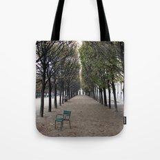 Enjoy the silence Tote Bag