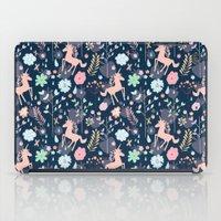 Unicorns in Hesperides iPad Case