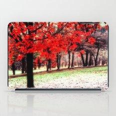 First Snowfall iPad Case
