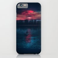 iPhone & iPod Case featuring The World Beneath by dan elijah g. fajardo
