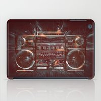 DARK RADIO iPad Case