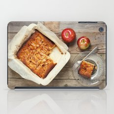 Apple Dessert iPad Case