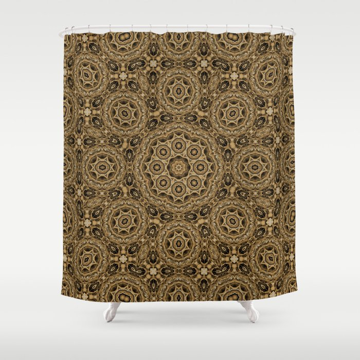 Brown Mosaic Shower Curtain 28 Images Popular Bath Mosaic Design Shower Curtain Beige Brown