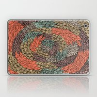 Ink Pattern No.2 Laptop & iPad Skin