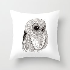 Plush Throw Pillow