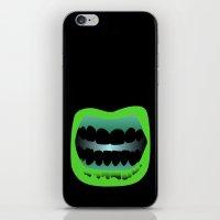 Bouche iPhone & iPod Skin