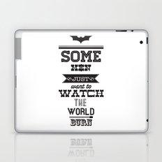 dark knight Laptop & iPad Skin