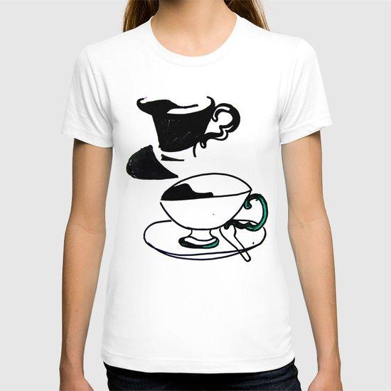 tea cup's T-shirt