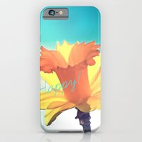 iPhone & iPod Case featuring Because I'm Happy! by RDelean