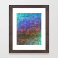 Waterscape 005 Framed Art Print