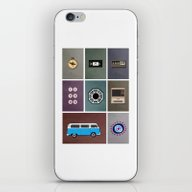 Lost Colors iPhone & iPod Skin