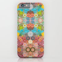 iPhone & iPod Case featuring Percolate #6 by MadTee