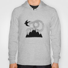 Mountain Swallow Hoody
