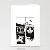 Death Stationery Cards