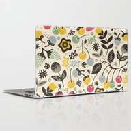 Laptop & iPad Skin featuring Very Berry by Poppy & Red