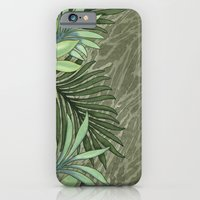 A Run Through the Jungle iPhone 6 Slim Case