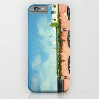 all covered in vines iPhone 6 Slim Case