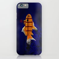 SUB MARINE LIFE 017 iPhone 6 Slim Case
