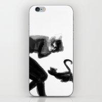 Atsushi iPhone & iPod Skin