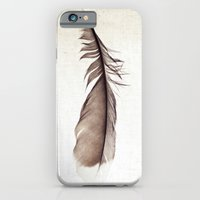 iPhone & iPod Case featuring Feather Photograph: Ephemeral by D. S. Brennan Photography