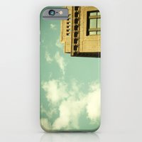 iPhone & iPod Case featuring Green Skies by Pepe Rodriguez