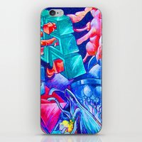 Outer Limits iPhone & iPod Skin