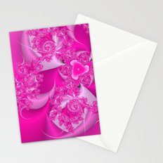 Pretty N Pink Stationery Cards