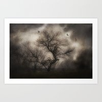 Svetlana's Tree Art Print