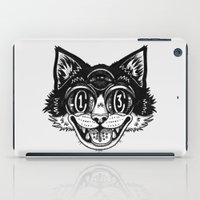 The Creative Cat iPad Case