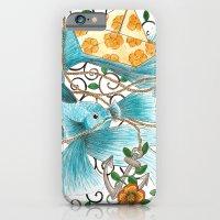 Underwater tales - the boat iPhone 6 Slim Case