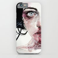 iPhone Cases featuring coldberry by agnes-cecile