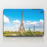 Cloud 9 - Eiffel Tower iPad Case