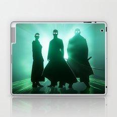 The Matrix Laptop & iPad Skin