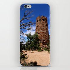 Desert View Watchtower - South Rim Grand Canyon iPhone & iPod Skin