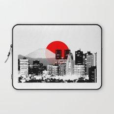 Modern Japan - Tokyo - Shinjuku Laptop Sleeve