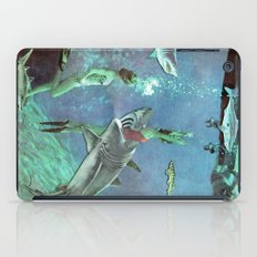 Sharks iPad Case