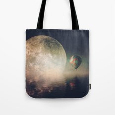 Nearby Tote Bag
