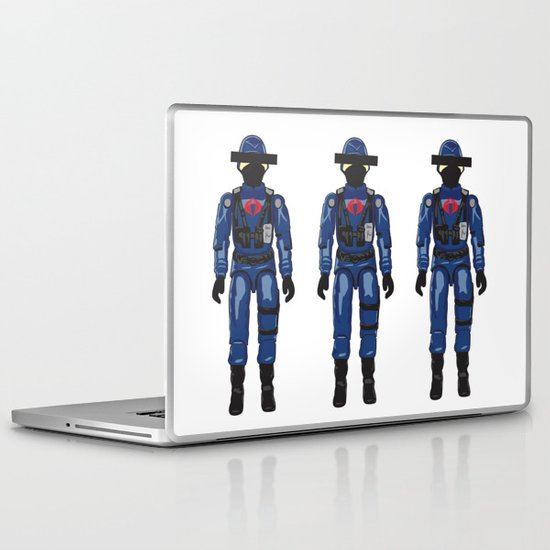 Anonymous Disposables #2 Laptop & iPad Skin